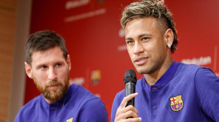 Apakah neymar akan kembali ke Barcelona1